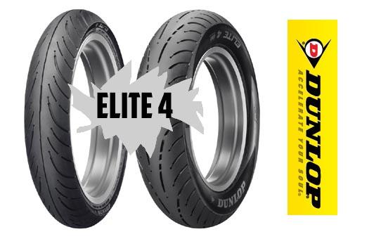 Neumático Dunlop Elite 4