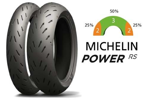 Michelin han desarrollado con diferentes compuestos,