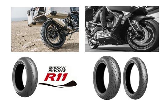 Bridgestone presenta en el EICMA sus novedades 2018: R11, Sport Touring T31, Adventure A41