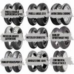 Nuevos neumáticos de moto 2019!