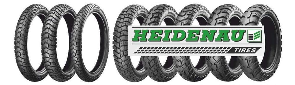 Tu neumático de moto Heidenau al Mejor Precio