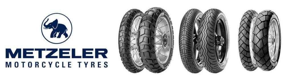 Descubre la gama de neumáticos Metzeler para Motocicletas