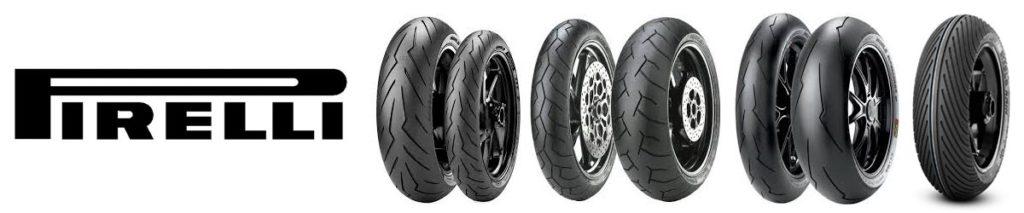 Descubra el catálogo completo de neumáticos Pirelli para moto y encuentre el modelo que mejor se adapte a sus necesidades.