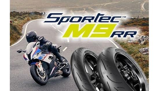 Neumaticos motos sportec M99 Metzeler