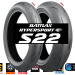 Bridgestone s22 neumaticos motos