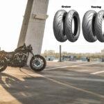 Michelin Commander 3 neumatico moto